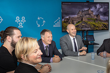 Productivity Club Launch in Edinburgh