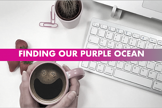 Finding our purple ocean