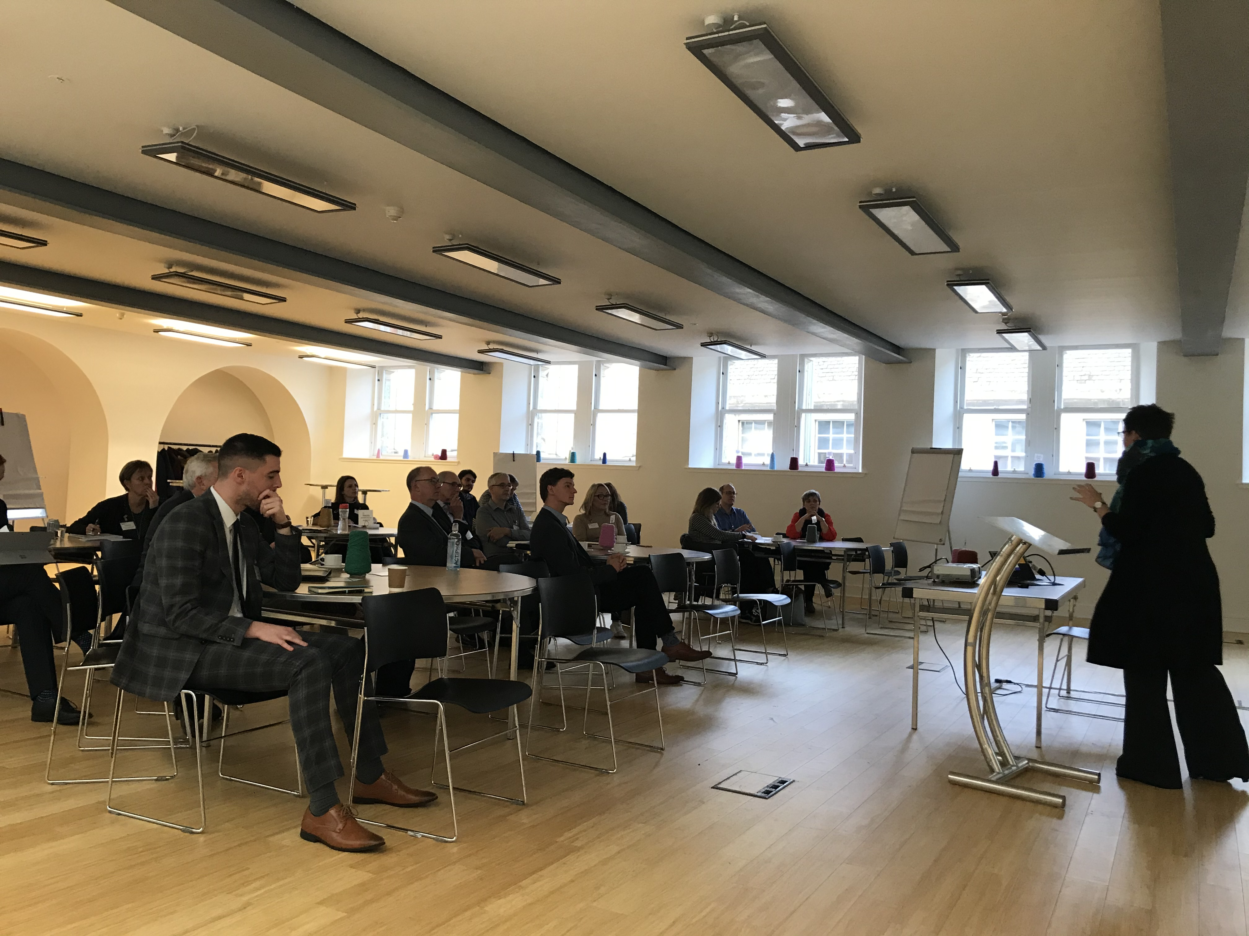 Productivity Talks…October in Edinburgh Review