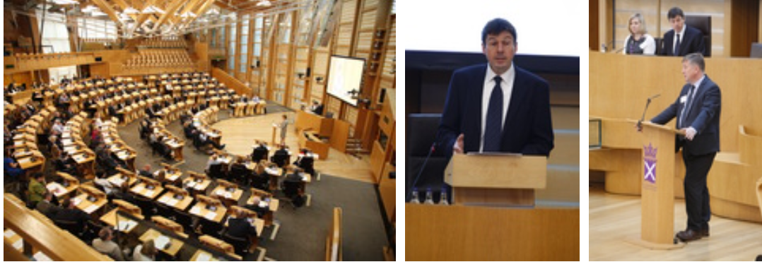 Business in Parliament Conference 2019- Productivity and Wellbeing workshop